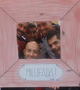 Marco, Alberto, Carmelo, Alberto, Gabriele